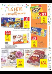Prospectus Carrefour Drancy : La fête des p'tits gourmands