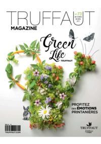 Journaux et magazines Truffaut Arcueil : Green Life