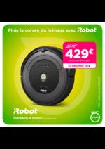 Promos et remises  : iRobot à 429€ au lieu de 459€