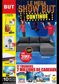 Prospectus But Saint-Maximin : Le méga show BUT continue