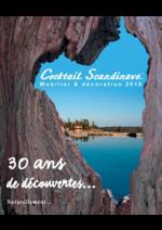 Catalogues et collections Cocktail Scandinave : 30 ans de découvertes...
