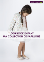 Promos et remises  : Lookbook enfant Ma collection de papillons