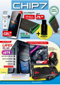 Folhetos CHIP7 Vendas Novas : As ofertas CHIP7