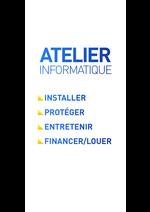 Promos et remises  : Atelier Informatique