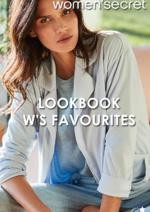 Catálogos e Coleções Women'secret : Lookbook W'S Favourites