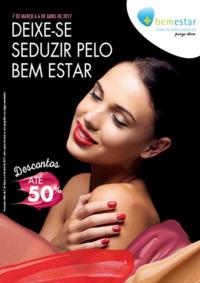 Folhetos BemEstar Vendas Novas : Deixe-se seduzir pelo bem estar