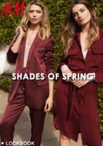 Promoções e descontos  : Lookbook  senhora Shades of Spring