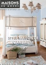 Promos et remises  : Style Maison de campagne