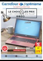 Prospectus Carrefour : Le choix, les prix, et les conseils en plus