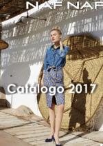 Catálogos e Coleções NAF NAF : Catálogo 2017