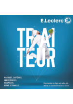 Prospectus E.Leclerc : Traiteur