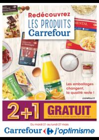 Prospectus Carrefour GENNEVILLIERS : Redécouvrez les produits Carrefour