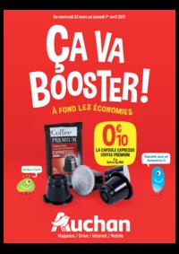 Prospectus Auchan MAUREPAS : Ça va booster