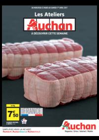 Prospectus Auchan Plaisir : Les ateliers Auchan à découvrir cette semaine