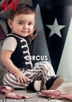 Promos et remises  : Lookbook Circus