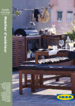 Catalogues et collections IKEA : Mobilier d'extérieur