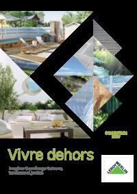Prospectus Leroy Merlin Vitry-sur-Seine : Vivre dehors collection 2017