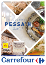 Prospectus Carrefour : Célébrons Pessa'h