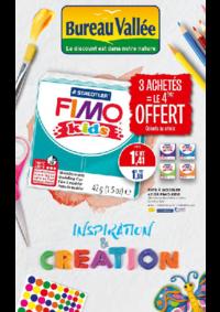 Prospectus Bureau Vallée - Saint Avold : Les offres du mois: Inspiration & Création