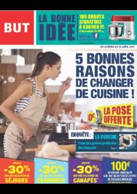 Prospectus But Sarreguemines : 5 bonnes raisons de changer de cuisine !
