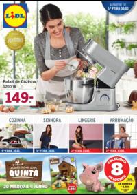 Folhetos Lidl Vendas Novas : Promoções 30 março a 5 abril