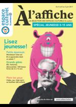 Journaux et magazines Espace culturel E.Leclerc : À l'affiche