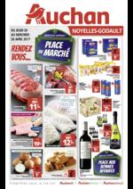 Prospectus Auchan : Place du marché