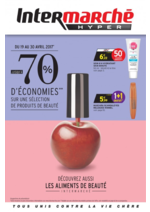 Prospectus Intermarché Hyper : Les secrets de beauté