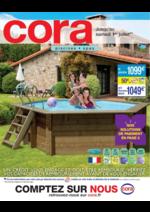 Prospectus Cora : Catalogue Piscines et Spas