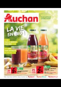 Prospectus Auchan MAUREPAS : La vie en bio !