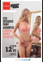 Prospectus E.Leclerc : Rendez-vous lingerie