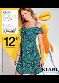 Prospectus Kiabi FRESNES : Welcome Summer