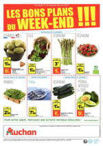Prospectus  : Les bons plans du week-end !