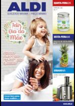 Folhetos Aldi : Feliz Dia da Mãe
