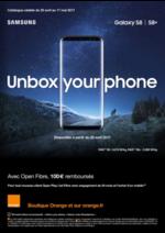 Promos et remises  : Unbox your phone