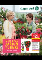 Promos et remises  : Mon beau jardin fleuri