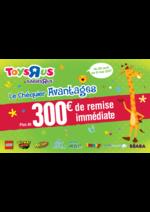 Promos et remises Toys R Us : Plus de 300€ de remise immédiate
