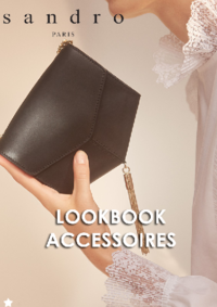 Bons Plans Sandro ST GERMAIN EN LAYE : Mesdames, découvrez le lookbook Accessoires