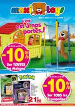 Prospectus Maxi Toys : L'été est à nos portes !