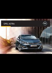 Catálogos e Coleções Opel Agualva - Cacém : Catálogo Opel Astra