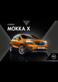 Catálogos e Coleções Opel Agualva - Cacém : O novo MOKKA X
