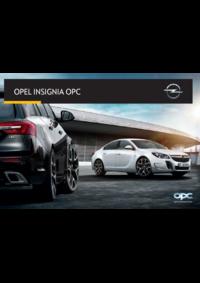 Catálogos e Coleções Opel Moita Rua dos Ferreiros : Catálogo Opel Insignia OPC