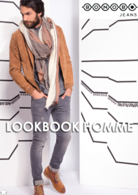Catalogues et collections Bonobo FRESNES : Lookbook homme