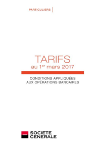 Tarifs Société Générale ACHERES : Découvrez les tarifs