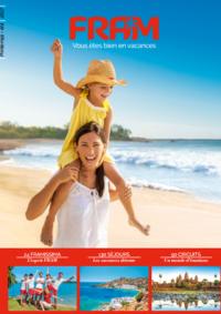 Catalogues et collections Ambassade FRAM COLOMBES : Vous êtes bien en vacances