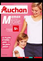 Prospectus Auchan : Maman à la folie