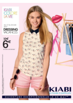 Prospectus Kiabi : Dressing Vacances