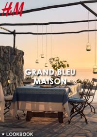 Catalogues et collections H&M Amiens : Lookbook maison Grand bleu
