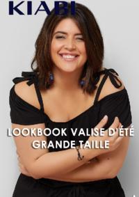 Catalogues et collections Kiabi FRESNES : Lookbook Valise d'été - Grande taille