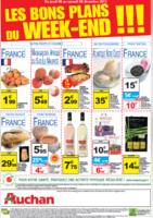 Les bons plans du week end - Auchan